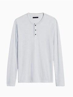 Vintage Henley T-Shirt