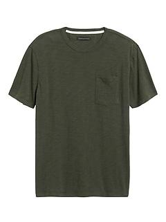Vintage 100% Cotton Crew-Neck T-Shirt