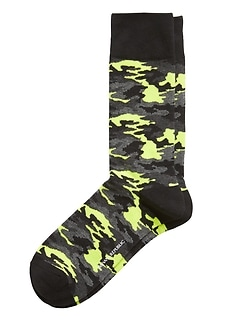 Arti Camo Sock