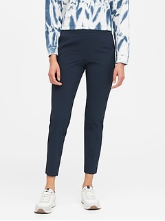 Petite Hayden Tapered-Fit Performance Pant