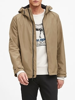 Water-Resistant 3-Layer Jacket