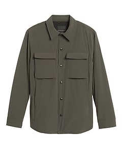 Motion Tech Shirt Jacket