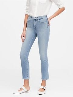 High-Rise Slim Jean