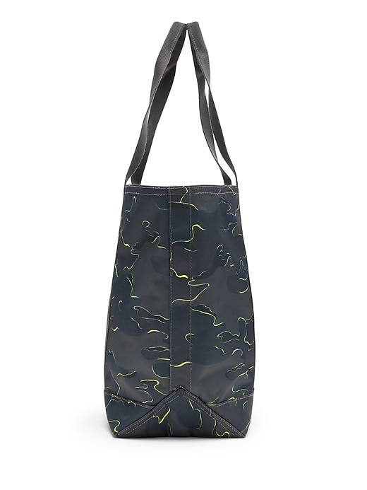 Camo Large Tote Bag