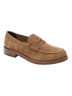 Larr Suede Loafer