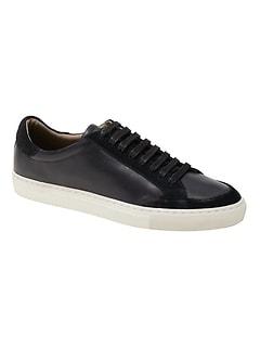 Diago Suede & Leather Sneaker