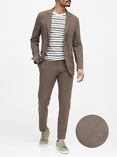 Slim Packable Performance Suit Jacket