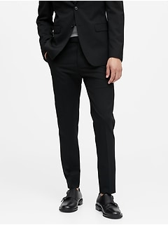 Slim Tapered Packable Suit Pant