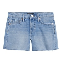 "Mid-Rise 4"" Denim Short"
