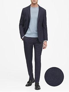 Slim Smart-Weight Performance Suit Jacket