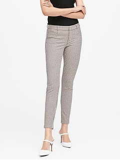 Petite Modern Sloan Skinny-Fit Washable Pant