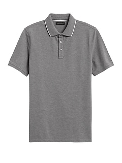 Don't-Sweat-It Polo