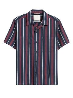 Heritage Kasuri Resort Shirt
