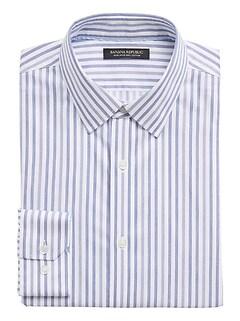 Slim-Fit Non-Iron Dress Shirt