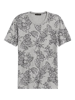 Palm Graphic T-Shirt