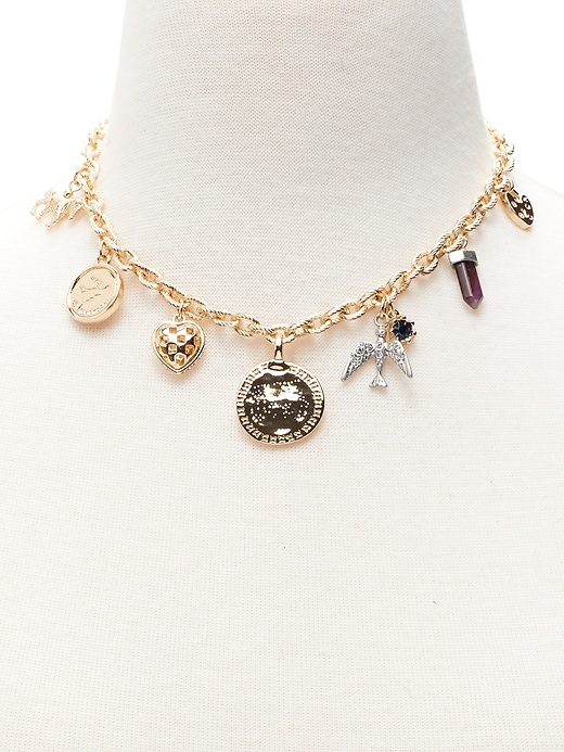 Sentimental Charm Necklace
