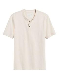 Heritage Henley T-Shirt