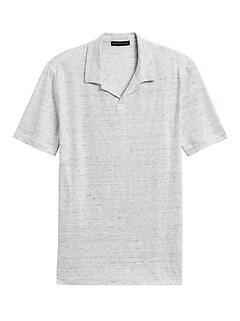 Linen Polo