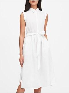 TENCEL™ Shirt Dress