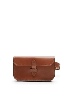 Heritage Leather Belt Bag