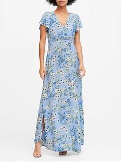 Petite ECOVERO™ Maxi Dress