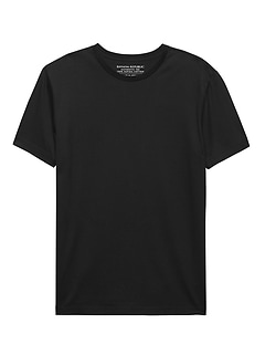 Authentic SUPIMA® Cotton Crew-Neck T-Shirt