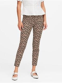 Petite Modern Sloan Skinny-Fit Washable Pant