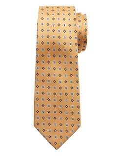 Alternating Foulard Tie