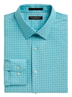 Slim-Fit Non-Iron Dress Shirt