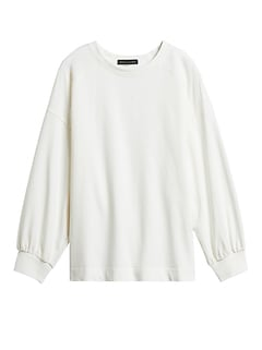 Boxy Tie-Dye Sweatshirt