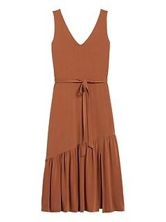 Sandwash Modal Midi Dress