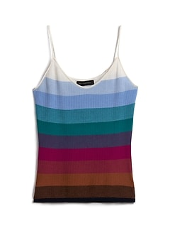 Pride 2020 Rainbow Sweater Tank