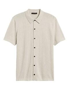 SUPIMA® Cotton Sweater Shirt