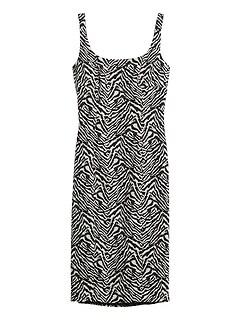 Petite Animal Print Sloan Sheath Dress