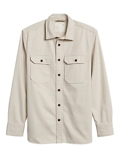 Heritage Shirt Jacket
