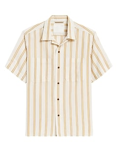 Heritage Kasuri Resort Shirt