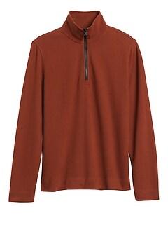 Core Temp Half-Zip Sweatshirt