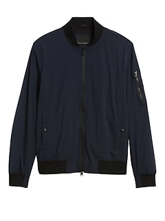 Motion Tech Bomber Jacket