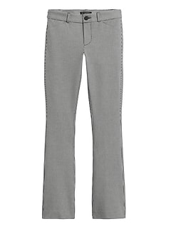 Mid-Rise Straight Sloan Pant