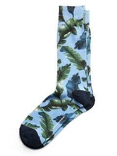 Foliage Sock
