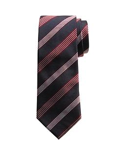 Five Stripes Silk Tie