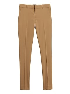 Ryan Slim-Fit Washable Wool-Blend Pant