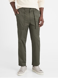 Heritage Athletic Tapered Utility Pant