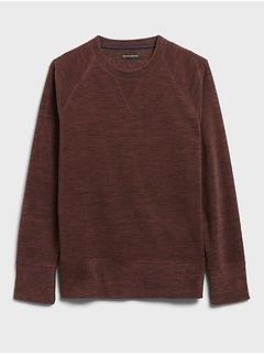 Arctic Fleece Raglan Sweatshirt