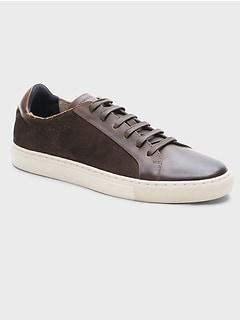 Nicklas Suede Sneaker