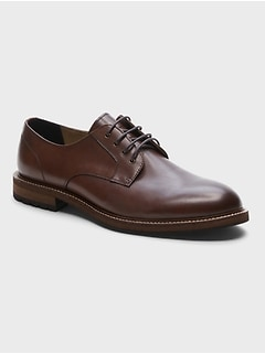 Reace Leather Oxford