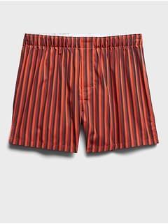 Three Color Stripes Boxer