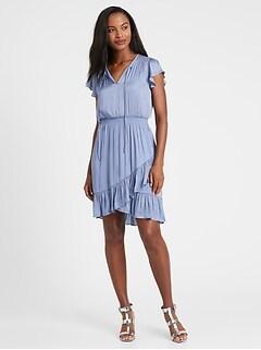 Soft Satin Dress