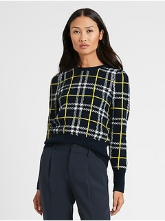 Aire Puff-Sleeve Sweater