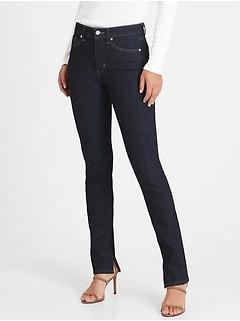 High-Rise Slim Stiletto Jean